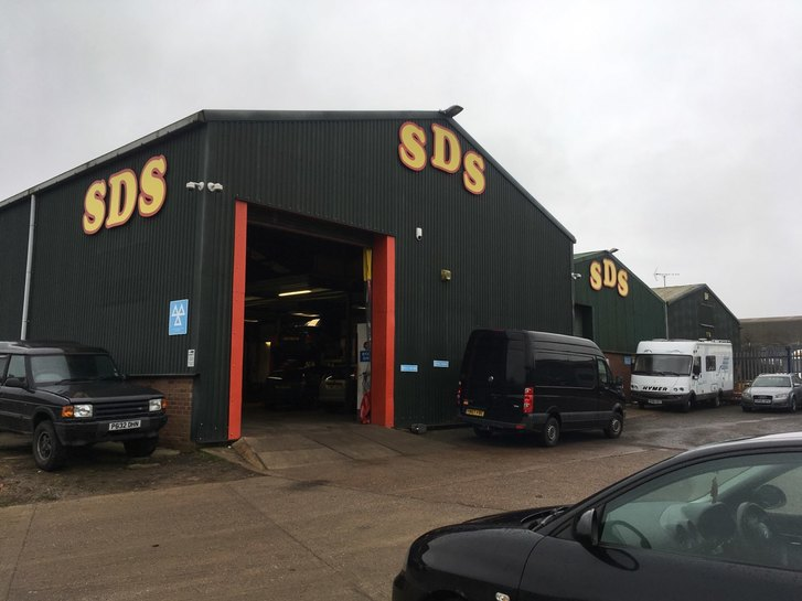 MOT Daventry - looking for a reliable MOT garage around Daventry? Come to SDS MOT in Daventry
